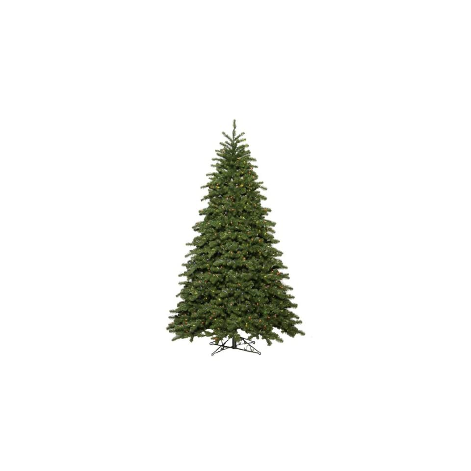 6.5 Pre lit Douglas Fir Artificial Christmas Tree   Multi Lights
