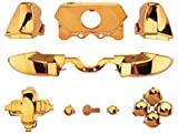 ModFreakz™ Full Button Kit Chrome Gold For Xbox One Model 1697 Controllers
