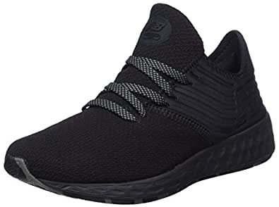 New Balance Fresh Foam Cruz Decon Men's Fresh Foam Cruz Decon Men's Running Shoes, Black, 8.5 US