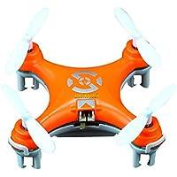 Lookatool Cheerson CX-10 Mini 2.4G 4CH 6 Axis LED RC Quadcopter Airplane