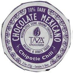 Taza Chocolate Chipotle Chili (12x2.7 OZ)