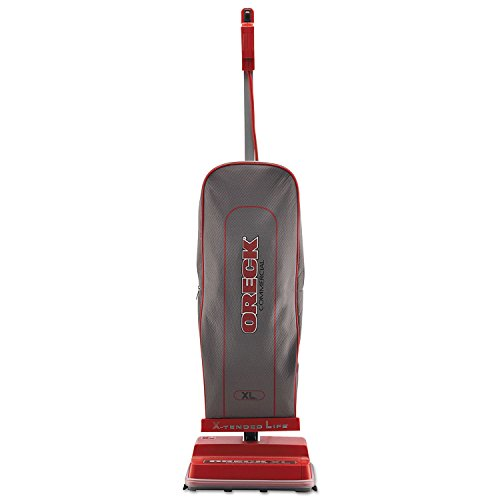 - U2000R-1 Commercial 9lbs Red/Gray Upright Vacuum