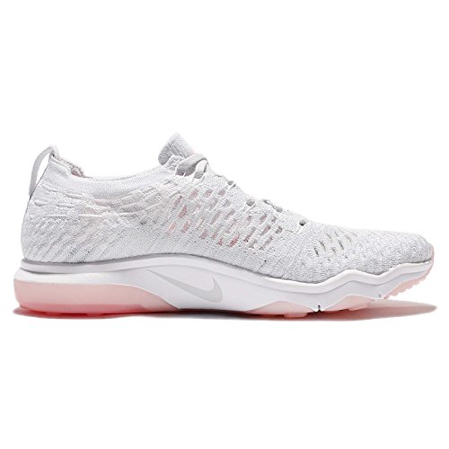 6 Training Bright White Sneakers Zoom Melon Womens US NIKE B M Fearless 5 Air Cross Flyknit zPyq1w