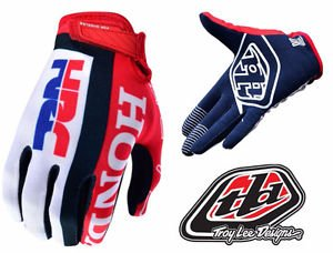 Honda Racing Gloves - 8