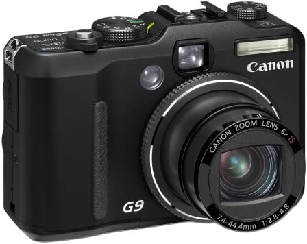 Canon PowerShot G9 - Cámara Digital Compacta 12.1 MP: Amazon.es ...