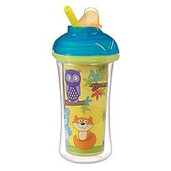 Munchkin Click Lock Straw Cup - Boy - 9 oz