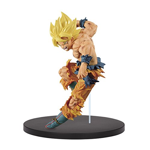 Banpresto Dragonball Z Match Makers-Super Saiyan Son Gokou-