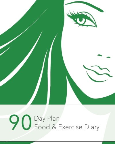 90 Day Plan, Food & Exercise Diary: The Body Plan Plus, B&W Version (90 Day Plan, Food & Exercise B&W Issue) (Volume 1) ebook