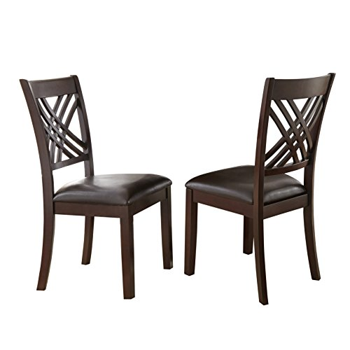 Steve Silver Company Adrian Side Chairs, Set of 2