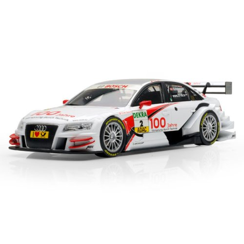 Audi A4 DTM 2009 - No. 2 - Audi Sport Team Abt - Tom Kristensen