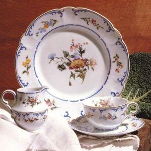 Robert Haviland and C. Parlon Marjolaine Oval Platter (Haviland White Platter)