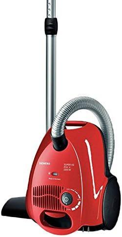 Siemens SUPER XS dino e 2200 W 3.5L 2200W Rojo - Aspiradora (2200 ...