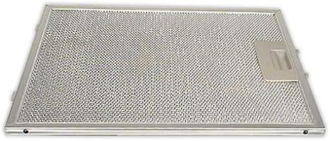 Nodor Filtro Metal, Standard Maneta Neutra Plasti, 1 Pieza