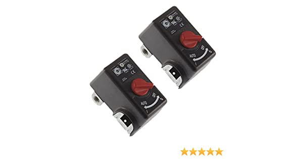 Amazon.com: Dewalt D55146/D55168 Compressor Replacement Pressure Switch (2 Pack) # A21107-2pk: Home Improvement