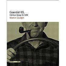 Essential IDL: Interface Design for COM
