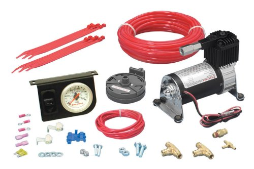 Ford Air Leveling Kit - Firestone 2158 Air Command System - Standard-Duty Single Leveling System