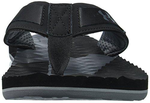 Noir noir Chaussures Piscine Plage Hommes M Clés Et D'armure 001 Sous T Ua Iii Marathon Noir B6RTwOq