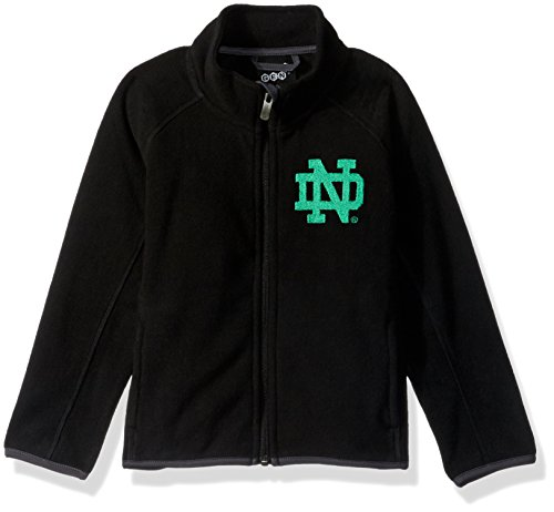 Fleece Notre Dame Irish Jacket - NCAA by Outerstuff NCAA Notre Dame Fighting Irish Kids