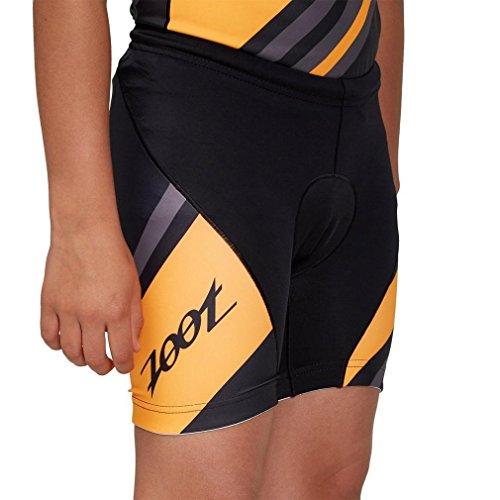 Zoot Triathlon Shorts (Zoot Sports Unisex Zoot Sports Protege Tri Shorts, Racing Stripe, Medium)