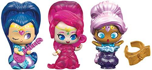 Fisher-Price Nickelodeon Shimmer & Shine, Teenie Genies, Magic Carpet Ring Pack #1 Playset