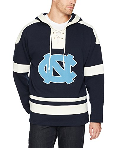 North Carolina Mens Track Jacket - 4