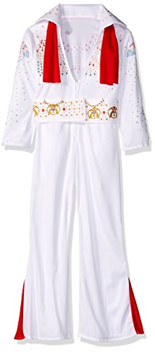 Rubie's Deluxe Elvis Child Costume, Large Size, One Color -
