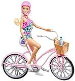 Barbie Muñeca Paseo en Bicicleta