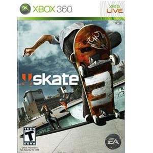 Electronic Arts, Skate 3 X360 (Catalog Category: Videogame Software / XBox 360 Games)
