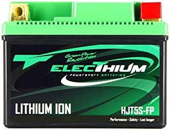 Batterie Lithium HJTZ5S-FP Electhium YTZ5S-BS