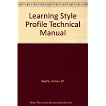 Learning Style Profile Technical Manual