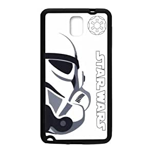 Star Wars Storm Trooper White Hard Hard Case Samsung Galaxy note 3 Case Cover (Laser Technology)