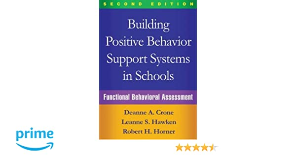 Amazon.Com: Building Positive Behavior Support Systems In Schools