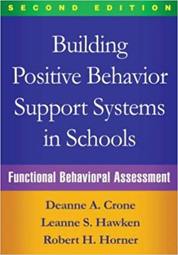 AmazonCom Building Positive Behavior Support Systems In Schools