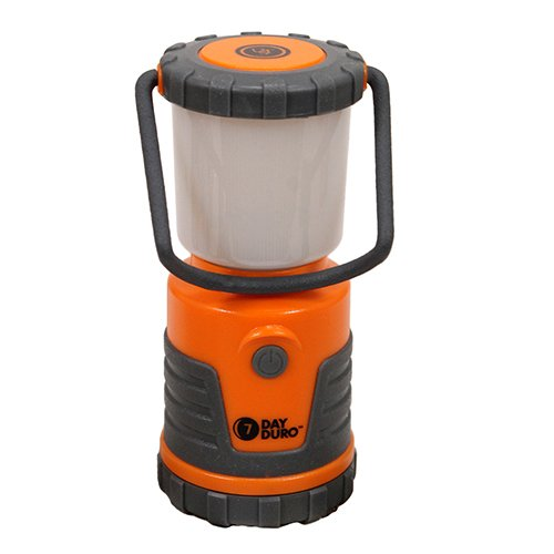 UST 7-Day Duro LED Portable 310 Lumen Lantern with Lifetime LED Bulbs and Hook for Camping, Hiking, Emergency and Outdoor Survival