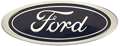 Ford Nameplate (Genuine Ford F2TZ-9842528-A Nameplate)