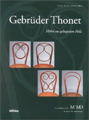 Gebrüder Thonet, Möbel aus gebogenem Holz