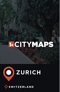 Zurich City Pocket Map 1:10K (English, Spanish, French ...