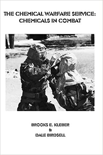 History of United States' Involvement in Chemical Warfare