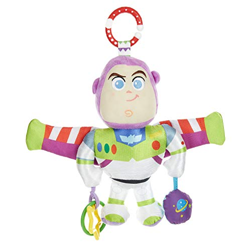 Disney Baby Toy Story Buzz Lightyear On The Go Activity Toy (Big Baby Toy Story)