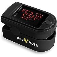Acc U Rate Pro Series CMS 500DL Fingertip Pulse Oximeter...