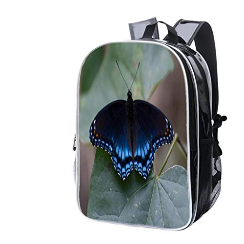 High-end Custom Laptop Backpack-Leisure Travel Backpack Butterfly 2017 121 Water Resistant-Anti Theft - Durable -Ultralight- -