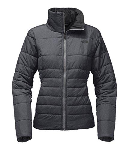 The North Face Women's Harway Jacket - TNF Medium Grey Heather -L