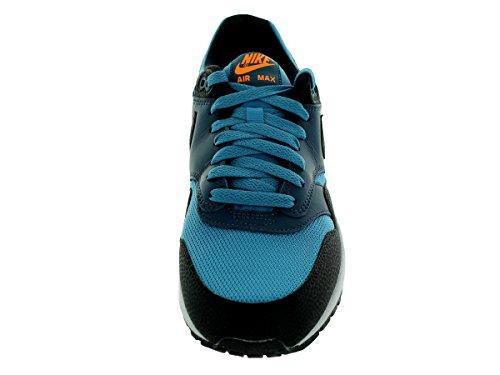 Nike Air Max Essential Uomo Scarpe 402-bl / Blk Sqdrn Bl Lupo Grigio