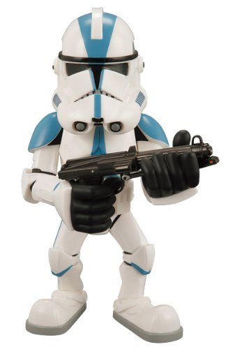 VCD STAR WARS CLONE TROOPER (TM) clone Trooper (The 501st BLUE Ver.) by Medicom Toy