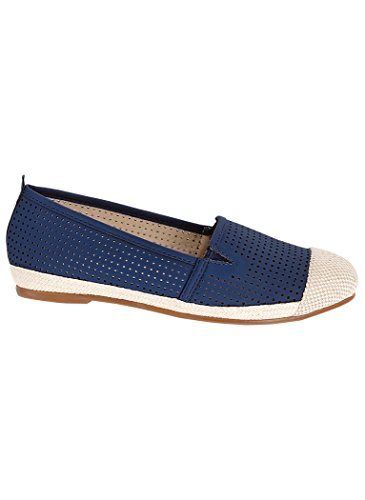 Comfort-well Womens Adulto Elliott Slip-on Casual Navy