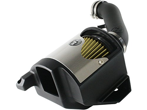 aFe Power Magnum FORCE 75-81252 Jeep Wrangler (JK) Performance Intake System (Oiled, 7-Layer Filter)