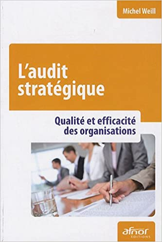L'audit strategique (French Edition)