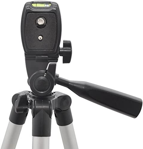 Xit 50 Compact Lightweight Tripod For Samsung PL120 SH100 ST65 ST66 ST95 ST90 ST76 MV900F MV800 TL500 WB2100 WB1100 WB800 WB700 WB350 WB250 WB110 WB50 WB30