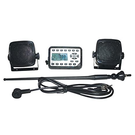 Amazon.com: All States Ag Parts Jensen Mini Heavy-Duty Radio Kit: Garden & Outdoor