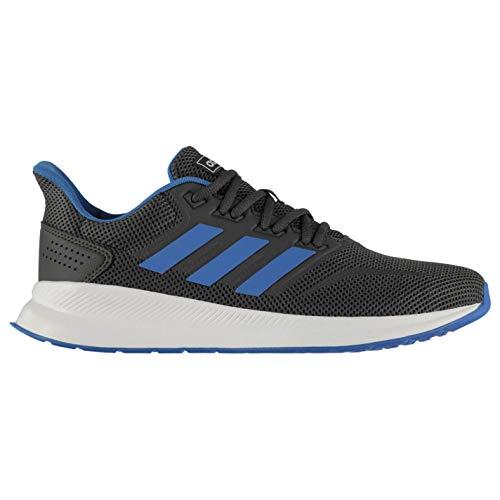 Runfalcon Herren Laufschuhe blanc Kaki Dunkelgrau Adidas noir blau Clair S1qTTw